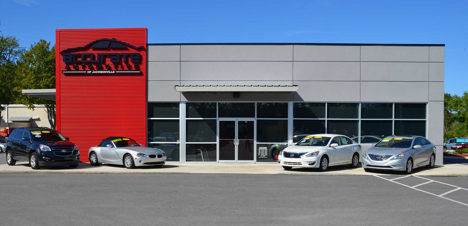 Car Dealerships In Jacksonville Fl >> Used Car Dealership In Jacksonville Fl Accurate Automotive